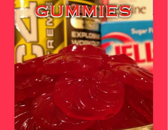 Pre-workout Gummies Recipe