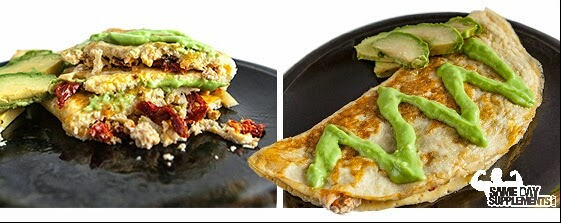 Ultimate Omelet Recipe - High Protein Breakfast