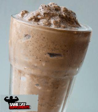Protein Frosty Shake Recipe