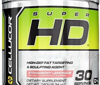 Cellucor Super HD Review Fat Burner