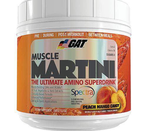 Muscle Martini