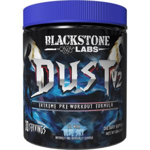 dust v2 pre workout