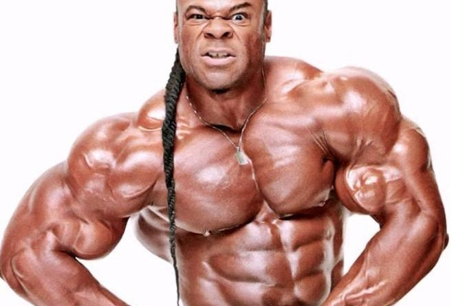 Kai Greene banned from the 2015 Olympia?