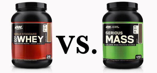 Protein Powder vs Weight Gainer