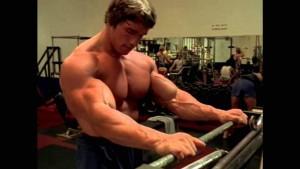 Arnold Pumping Iron