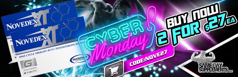 NOVEDEX CYBER MONDAY