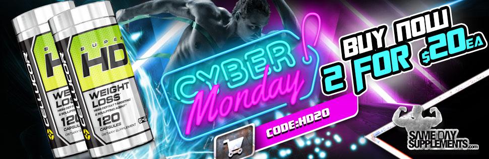 SUPER HD CYBER MONDAY