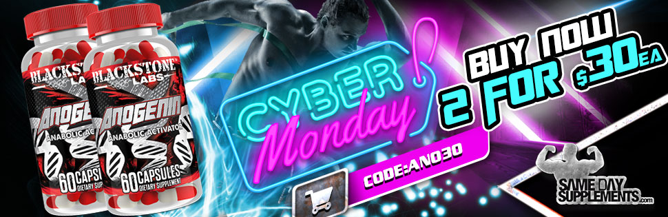 anogenin cyber monday