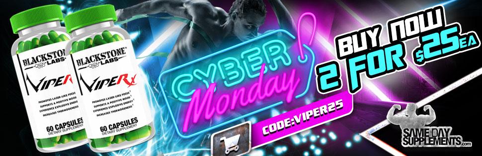 viper x cyber monday