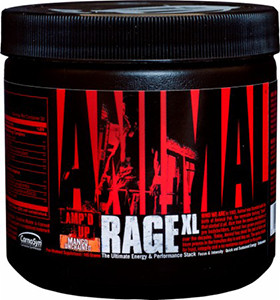 Best Pre workout Rage Xl