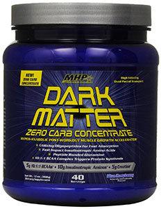 Dark Matter Zero Carb