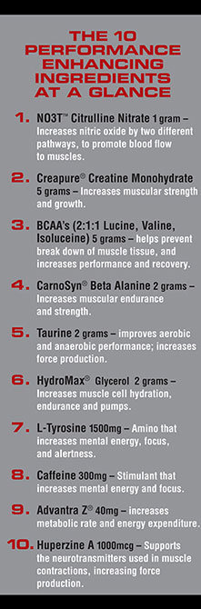 10 Enhancing Ingredients