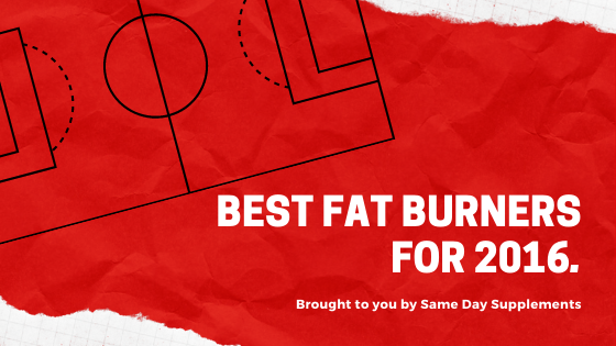 Best Fat Burners For 2016.