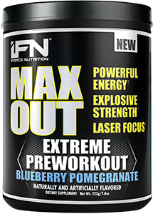 Max Out Pre Workout