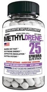 Best Fat Burners - Methyldrene 25 Elite