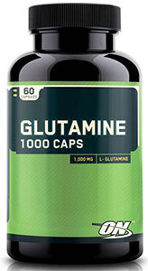 Optimum Nutrition Glutamine Caps