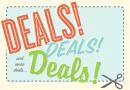 Supplement Deals – October – 2018