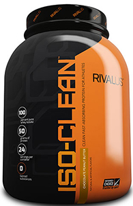 RIVALUS Iso Clean Protein