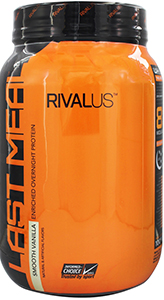 RIVALUS Last Meal Protein
