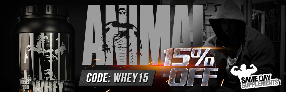 ANIMAL WHEY SPECIAL