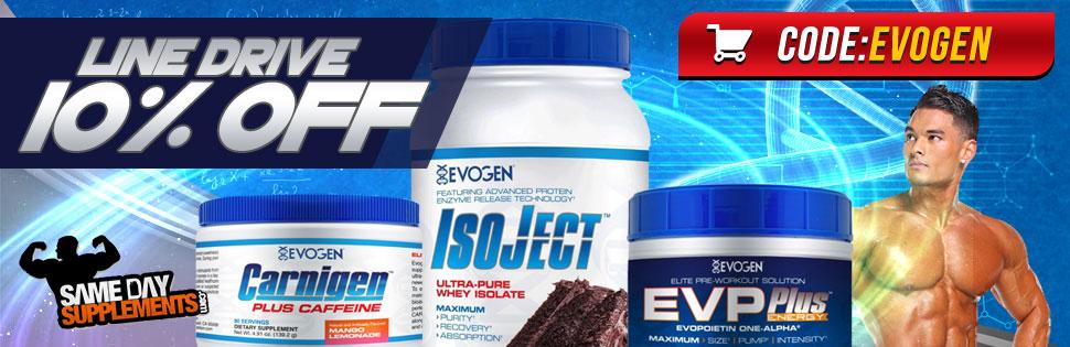 evogen line drive discount