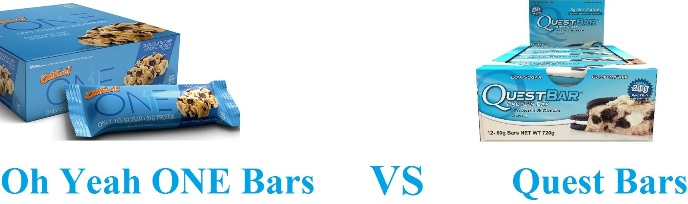 oh yeah one bars vs quest bars