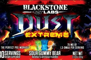 dust extreme with DMAA