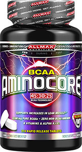 AminoCore Tabs