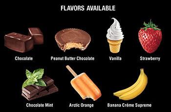 IsoFlex Flavors