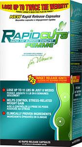 Rapidcuts Femme Capsules