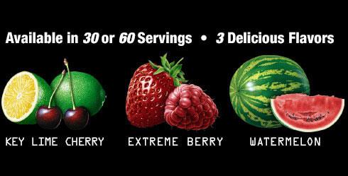 Razor 8 Flavors