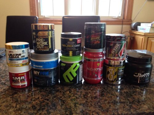 weight loss myths pre workout collection