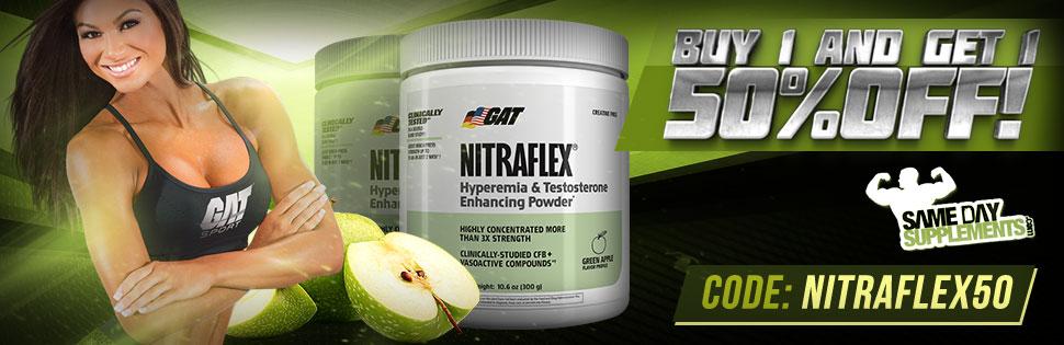 NITRAFLEX DEALS