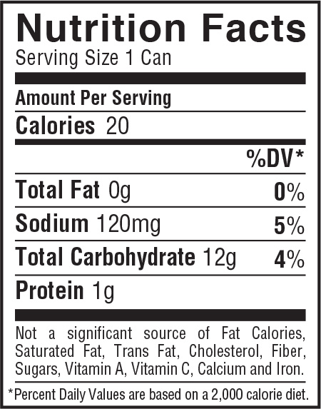 Kill Cliff Pomegranate Punch Nutrition Facts