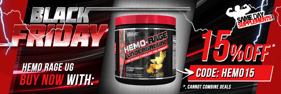 HEMO RAGE BLACK FRIDAY BANNER