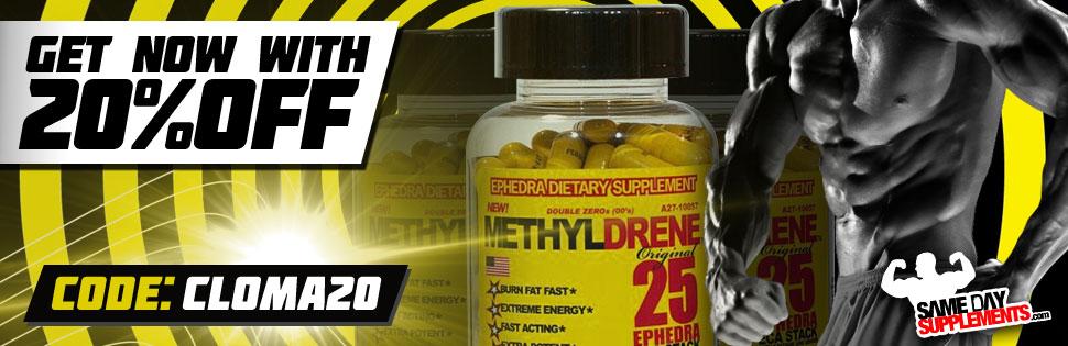 methyldrene deal