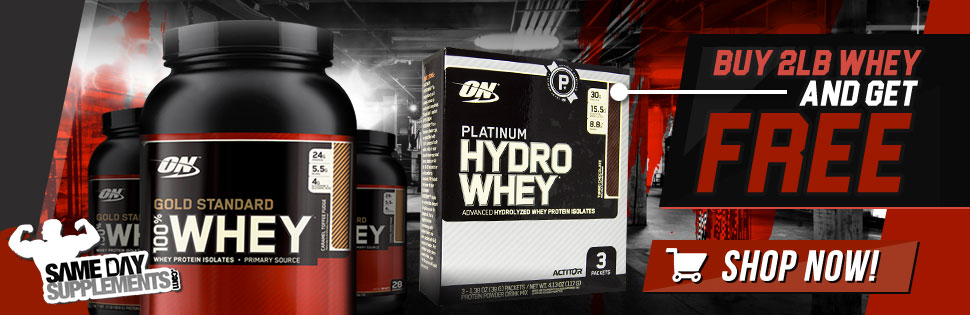 optimum whey free hydrowhey