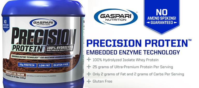 Precision Protein Banner