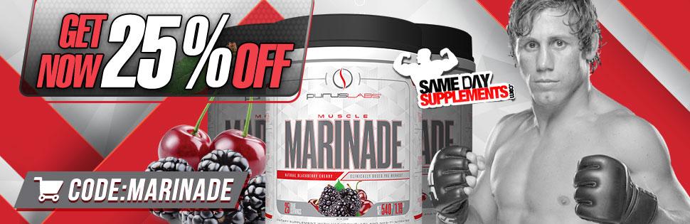 muscle marinade deal