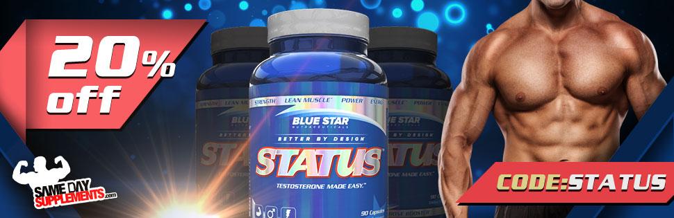 status 20% deal
