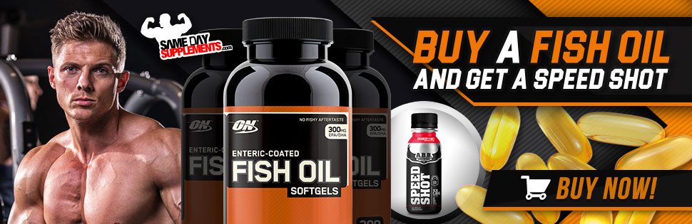 FISH OIL DEAL
