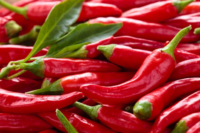 how to lose body fat capsaicin