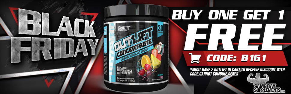 OUTLIFT CONCENTRATE BLACK FRIDAY