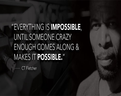 ct fletcher quote