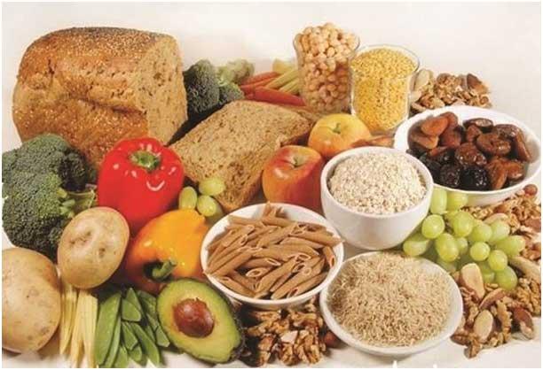 fat burning foods fiber