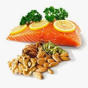 Fat burning foods omega