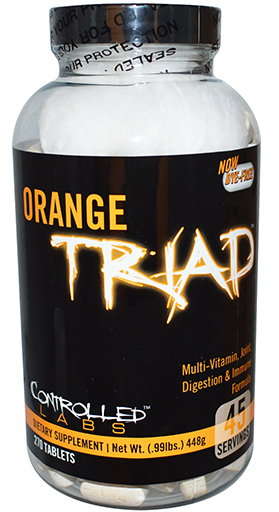 Joint pain orange triad
