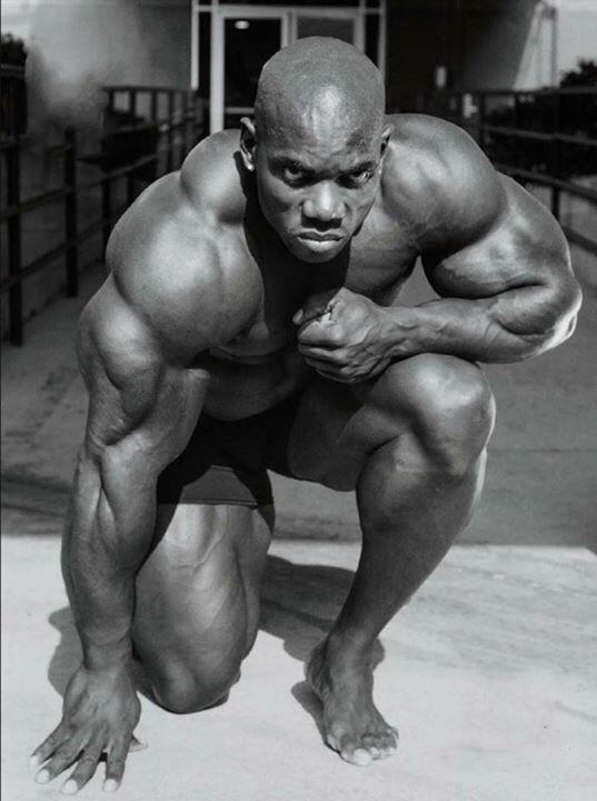 Flex Wheeler b&w