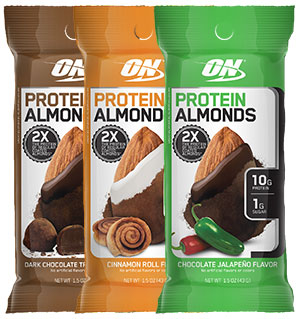 Protein in Almonds