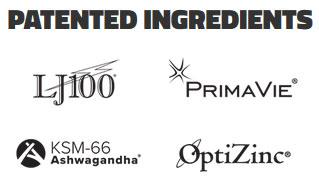 Ferodrox Patented Ingredients